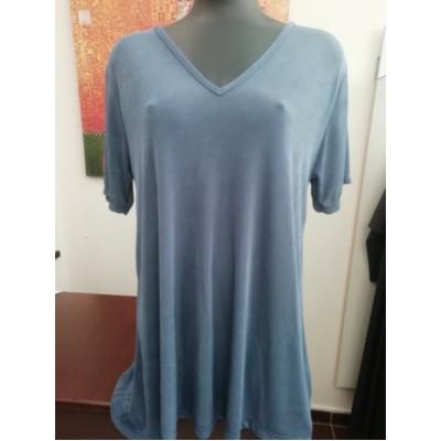 Μπλούζα μπιζού άλφα ελαστική ράφ.